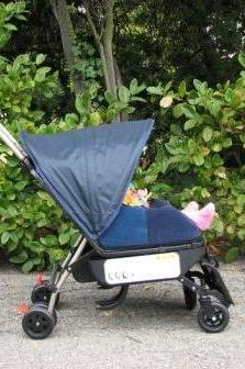 Travels with Baby Tip #28: Consider the Sit N Stroll - Travels With Baby