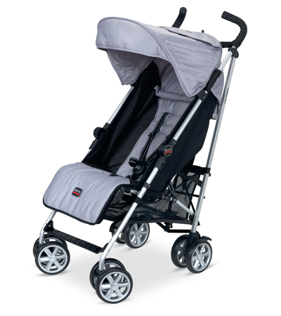 Britax B-Nimble lightweight travel stroller