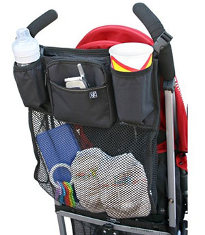 JL Childress stroller organizer