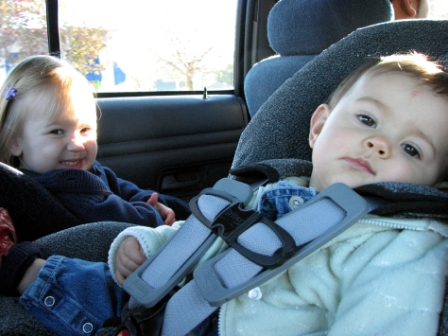 Travels with Baby Tip #21: Car Seats and Taxis - Travels With Baby