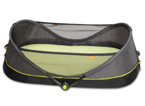 Brica fold n go travel bassinet portable baby bed