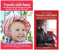 Travels with Baby guidebook overs
